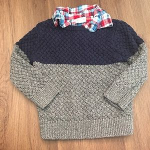 Dressy Toddler Boy Sweater